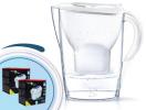 Brita Marella cool bílá 2,4l + 12 ks filtrů Logic