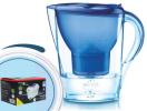 Brita Marella cool modrá 2,4l + 4 ks filtrů Logic