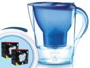 Brita Marella cool modrá 2,4l + 12 ks filtrů Logic
