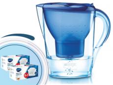 Brita Marella cool modrá 2,4l + 12 filtrů Maxtra