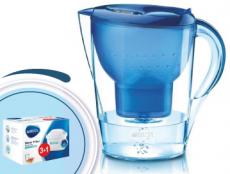 Brita Marella XL memo modrá 3,5l + 4 filtry Maxtra