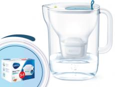 Brita Style Plus modrá 2,4l + 4 filtry Maxtra