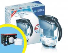 Brita Elemaris XL - černá + 4 ks filtrů Logic